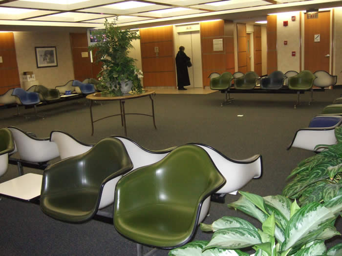 medical building waiting room